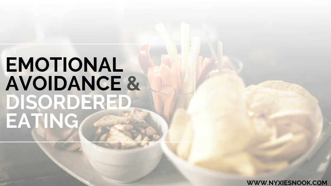 Emotional Avoidance and Disordered Eating
